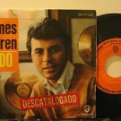 "JAMES DARREN mexico 45 TODO 7"" Vocal PICTURE SLEEVE WB"