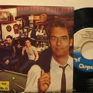 "HUEY LEWIS mexico 45 HEART AND SOUL 7"" Pop PICTURE SLEEVE CHRYSALIS"