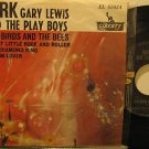 "GARY LEWIS mexico 45 JERK 7"" Rock PICTURE SLEEVE LIBERTY"