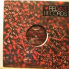 "FREAKUS u.k. 12"" DRIVING Dj RED ANT excellent"
