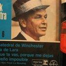 """FRANK SINATRA mexico 45 LA CATEDRAL DE WINCHESTER 7"""" Vocal PICTURE SLEEVE REPRIS"""