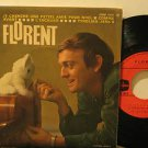 "FLORENT france 45 JE CHERCHE UNE PETITE 7"" French PICTURE SLEEVE COLUMBIA"