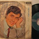 "ENGELBERT HUMPERDINCK italy 45 A MAN WITHOUT LOVE 7"" Vocal PICTURE SLEEVE/WRITIN"