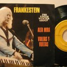 "EDGAR WINTER mexico 45 FRANKESTEIN 7"" Rock PICTURE SLEEVE EPIC"