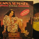 """DONNA SUMMER bolivia 45 ON THE RADIO 7"""" Pop PICTURE SLEEVE CASABLANCA"""