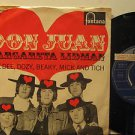 """DAVE DEE DOZY BEAKY MICK & TICH holland 45 DON JUAN 7"""" Rock PICTURE SLEEVE/STICK"""