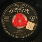 "CRESCENDOS u.k. 45 OH JULIE/MY LITTLE GIRL 7"" Vocal STICKER ON LABEL LONDON"