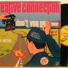 "CREATIVE CONNECTION germany 12"" DON'T YOU GO AWAY Dj ARROW excellent"