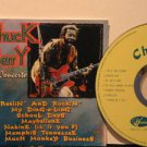 CHUCK BERRY mexico CD IN CONCERT Rock SPANISH PRINT PREMIUM excellent