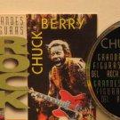 CHUCK BERRY mexico CD GRANDES FIGURAS DEL ROCK SPANISH PRINT GRCD excellent