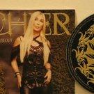 CHER argentina CD LIVING PROOF Pop PROMO WARNER excellent