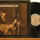"""CHARLATANS UK usa 12"""" THE ONLY ONE I KNOW Dj COLOR COVER & BACK COVER BEGGARS ex"""