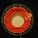 "CARPENTERS peru 45 BECAUSE WE ARE IN LOVE 7"" Pop PROMO/TOUCH ME WHEN WE'RE DANCI"
