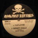 "CAPLETON/BOUNTY KILLA/NATE DOGG usa 12"" BAD MAN REFIXES Dj PROMO BAD MAN"