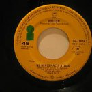 "BOSTON mexico 45 LA JORNADA/NO MIRES HACIA ATRAS 7"" Rock SPANISH PRINT EPIC"