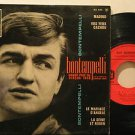"BONTEMPELLI mexico 45 MADRID 7"" Vocal PICTURE SLEEVE FRANCE"
