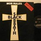 "BLACK SABBATH usa 12"" MOB RULES Rock VERTIGO"