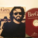 BEE GEES mexico CD I COULD NOT LOVE YOU MORE Pop PROMO SINGLE POLYDOR