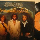 "BEE GEES mexico 45 DEMASIADA GLORIA 7"" Pop PICTURE SLEEVE RSO"