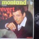 YVES MONTAND LP CHANTE PREVE FRANCE_59988