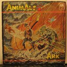 "ANIMALS bolivia 45 ARK 7"" Rock NO RECORD/PICTURE SLEEVE ONLY AM"