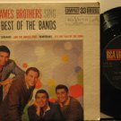 "AMES BROTHERS usa EP BEST OF THE BANDS 7"" Jazz PICTURE SLEEVE RCA"