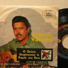 "ALBERTO VAZQUEZ mexico EP O QUIZAS 7"" Mexican PICTURE SLEEVE MUSART"