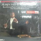 ZUBIN MEHTA usa LP BEETHOVEN CONCERTO N.5 Classical LONDON excellent
