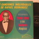 YOMO TORO usa LP 24 CANCIONES INOLVIDABLES Latin SERENATA