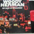 WOODY HERMAN usa LP MI KIND OF BROADWAY Jazz COLUMBIA