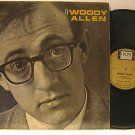 WOODY ALLEN usa LP S/T SELF SAME UNTITLED COLPIX
