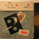 WOLF FERRARI usa LP THE SECRET OF SUZANNE WITH ORIGINAL INNER SLEEVE DECCA
