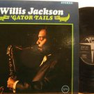 WILLIS JACKSON usa LP GATOR TAILS Jazz VERVE excellent