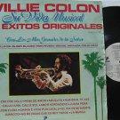 WILLIE COLON latin america LP SU VIDA MUSICAL TH