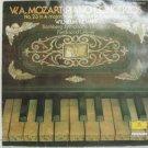 WILHELM KEMPF germany LP MOZART PIANO CONCERTOS Classical DEUSTCHE GRAMMOPHON ex
