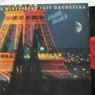 WIDESPREAD JAZZ ORCHESTRA usa LP PARIS BLUES PRIVATE