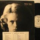 WALTER EGAN usa LP NOT SHY Rock WHITE PROMO/DJ STRIP COLUMBIA