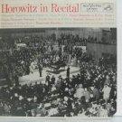 VLADIMIR HOROWITZ usa LP SCHUMANN CHOPIN HAYDN SCARLATTI Classical RCA excellent