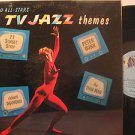 VIDEO ALL STARS usa LP TV JAZZ THEMES SOMERSET