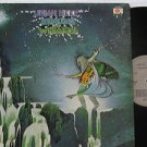 URIAH HEEP latin america LP DEMONS AND WIZARDS Rock LABEL IN SPANISH TOO ARIOLA