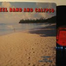 TYRONE AND THE CLOUDES barbados LP STEEL BAND AND CALYPSO Reggae MERRY DISC exce