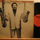 TURK MAURO usa LP HEAVYWEIGHT Jazz SIGNED PHOENIX excellent