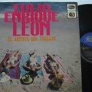 TULIO ENRIQUE LEON latin america LP EL ARTISTA DEL TECLADO ODEON