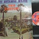 TRIO AYACUCHO peru LP AQUI ESTAMOS MEJOR Latin PRIVATE