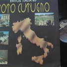 TOTO CUTUGNO latin america LP EXITOS ITALIA 85 Vocal EPIC