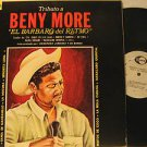 TOJO Y SU ORQUESTA usa LP TRIBUTO A BENY MORE Latin SUAVE