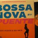 TITO PUENTE spain LP BOSSA NOVA Latin PALLADIUM excellent