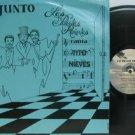 TITO NIEVES latin america LP LAS PUERTAS ABIERTAS LO-MEJOR-RECORDS