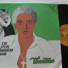 TIMOTEO brazil LP OS BRUTOS TAMBEN AMAM ODEON