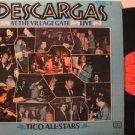 TICO ALL STARS venezuela LP DESCARGAS VOL.3 Latin SALSA TICO